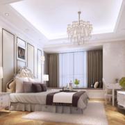 简洁现代化卧室