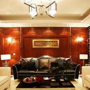 精致现代化的客厅
