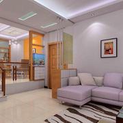 宜家风格别墅客厅设计