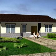 农村房屋图片
