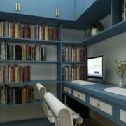 小型书房效果图片