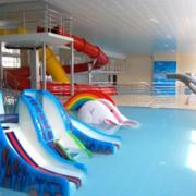 游泳池乐园效果图