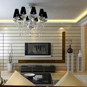 跃层式住宅客厅欣赏