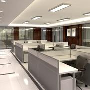 办公室地板砖装修