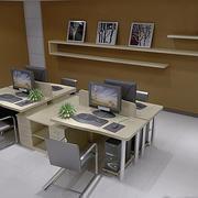 简约风格办公室图片