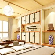 日式客厅吊顶大全