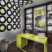 个性十足的书房设计