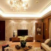 客厅豪华魅力吊顶