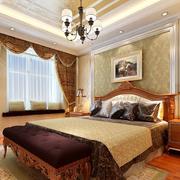 卧室床头柜设计图片