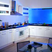 三室一厅厨房橱柜