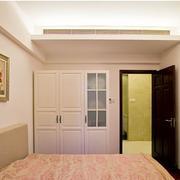 现代简约卧室衣柜