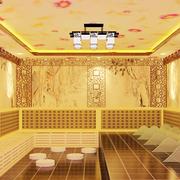 韩式米黄色的吊顶