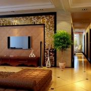 优美现代化的客厅