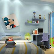 孩子们会喜欢的卧室
