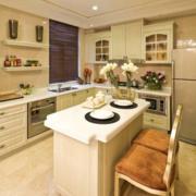 别墅厨房整体橱柜