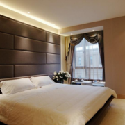 舒适简约的卧室