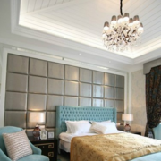 卧室软包背景墙欣赏