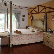 简约自然的卧室