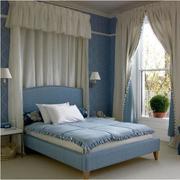 大气精简约的卧室