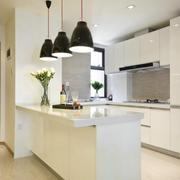 公寓吧台装修设计
