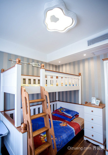 10平米儿童房室内灯饰装修设计效果图