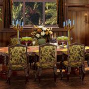 美式田园餐厅图片