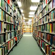大户型高大上的书架