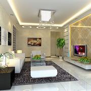复式楼客厅图片展示