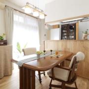 小户型舒适餐厅