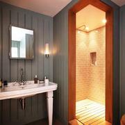 宜家风格浴室装修图片