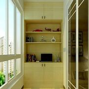 阳台小型置物柜欣赏