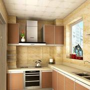 时尚风格厨房装修图片