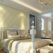 精致韩式卧室图片