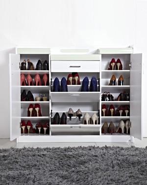 简约风格鞋柜效果图片