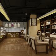 全新中式店面设计