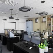 办公室吊顶图片