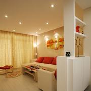 小户型公寓玄关设计