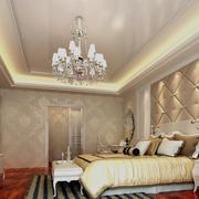 简欧式小户型卧室