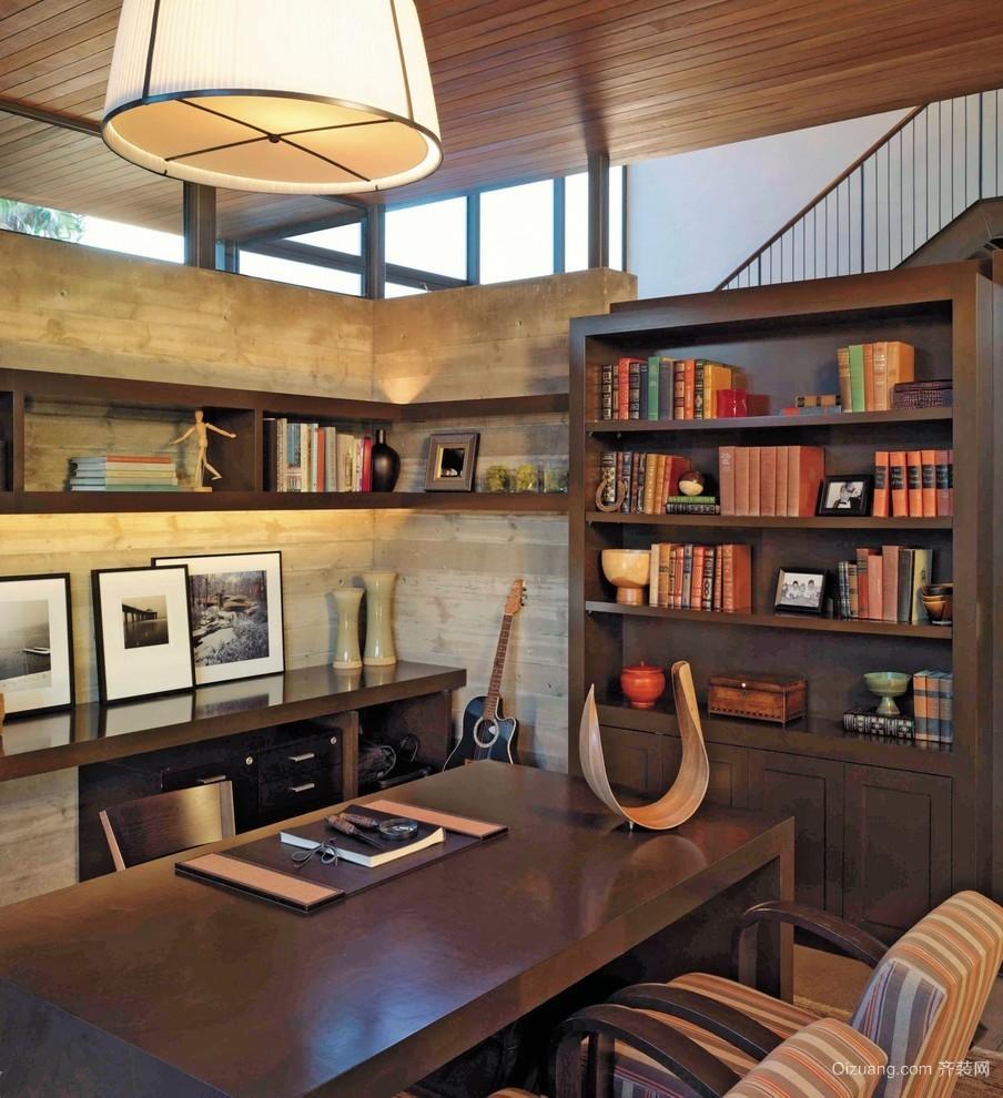 6平米超小书房精装效果图
