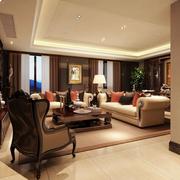 典雅尊贵的客厅图片