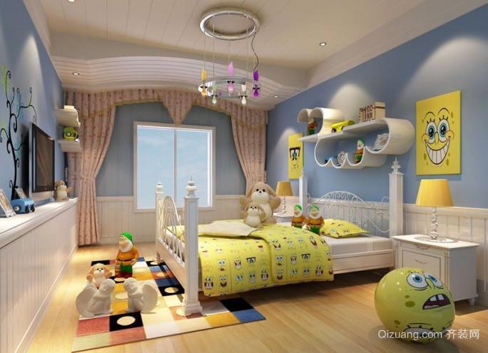 30平米韩式儿童房装修效果图