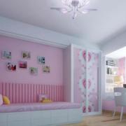 儿童房简约风格吊顶装饰