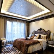 大户型卧室吊顶装修