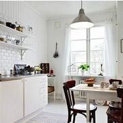 北欧清新风格厨房灯饰装饰