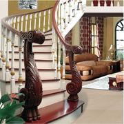 欧式别墅旋转楼梯装饰