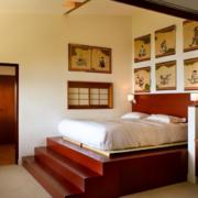 卧室榻榻米床图片