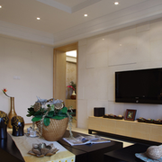 别墅电视背景墙设计