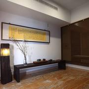 公寓木地板装修图片