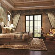 欧式风格奢华飘窗装饰