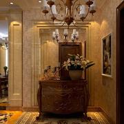 别墅奢华风格鞋柜装饰